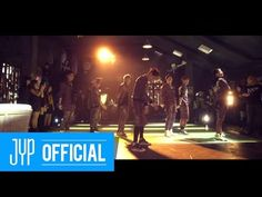 "GOT7's ""Girls Girls Girls"" music video, (2014). GOT7 is heteronormative in this music video because they are showing their manliness by cruising through the streets to reach a dark, dance club and singing about how they will forever have girls love their style and bodies. In the end of the video they added another girl to their fandom with their ""swagger"". - Diana L."