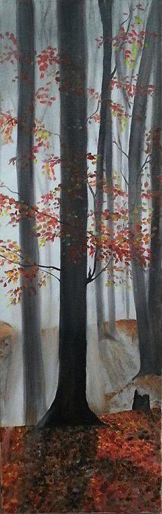 Oil on canvas. Canvas Size, Oil On Canvas, November, My Arts, Home Decor, Art, November Born, Decoration Home, Room Decor
