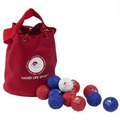 Ability Superstore Mini Boccia Set  | eBay