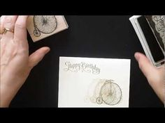 Repetitive Stamping by Patsy Waggoner