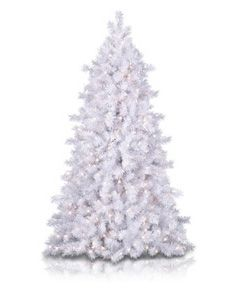 Bavarian Pine Christmas Tree with Snow - 7ft | Christmas tree ...
