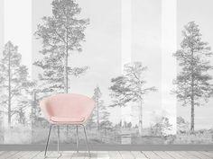 Scandinavian Surface | Panorama, grey