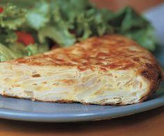 Spanish Potato Tortilla (Tortilla Española) Recipe  Loveit!