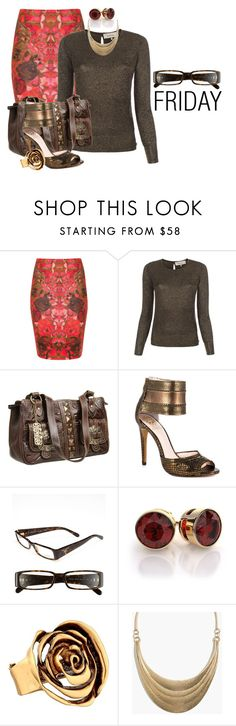 """""""TGIF"""" by darksyngr ❤ liked on Polyvore featuring McQ by Alexander McQueen, Paul Smith, American West, Vince Camuto, Prada, Oscar de la Renta, Madewell, WorkWear and Work"""