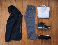 Packing light with blogger + designer Jimi Filipovski.