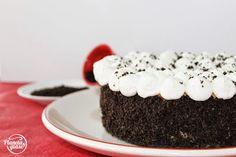 Planeta Glasé: Cheesecake de Oreo