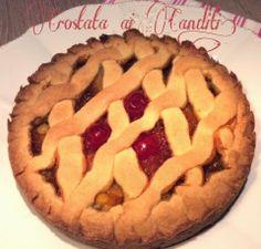 Cucinando tra le nuvole: Crostata alla marmellata e  Frutta Candita...