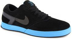 black/blue glow - view large