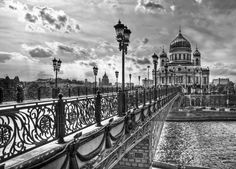 another day in Moscow... by Max Vysota, via 500px