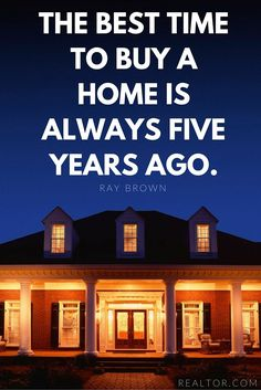 Buying a home is always a good idea, considering you are in a financial position to do so. This quote uses humor to illustrate just what a great idea investing in real estate is. It's the only way to stop throwing money away. How to buy a home, buying a home #homeowner