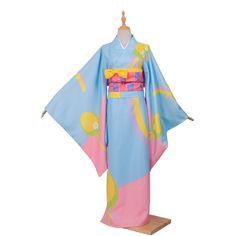 Japan Anime Miss Kobayashi's Dragon Maid / Kobayashi-san Chi no Meidoragon cosplay KannaKamuy cos Halloween girls kimono costume #Affiliate