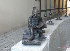 Dwarf Ossolineo (Ossolinek), Wroclaw, Poland