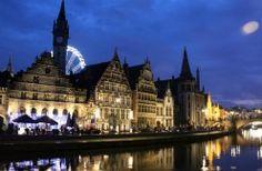 http://www.viajesalpasado.com/gante-prohibido-huir-antes-del-anochecer/ #visitgent gent ghent gante Belgium europe travel tourism
