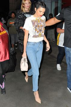 Kendall Jenner Sonbahar Lookbok