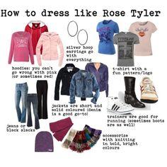 How to dress like... Rose Tyler