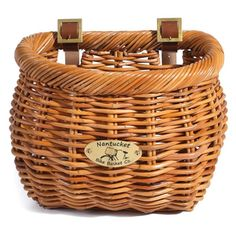 Nantucket Bike Basket Co. Cisco Adult Classic Basket bfe02017c
