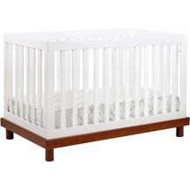 Walmart: Baby Mod - Olivia 3-in-1 Baby Crib, Amber and White