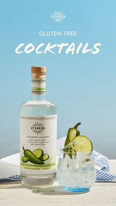 Gluten-Free + Low-Calorie Tequila Cocktail Recipes