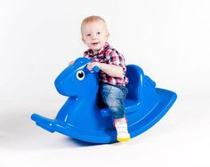 Toddler Rocking Horse Kids Children Ride On Toy Chair Bedroom Playroom Seat Gift