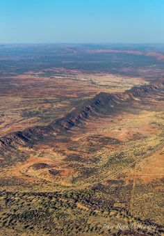 Macdonnell Ranges, Alice Springs, nt