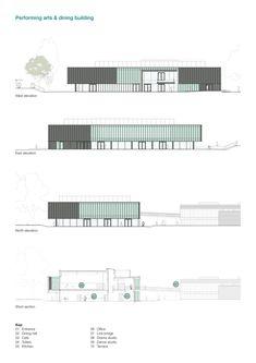 Gallery - Burntwood School / Allford Hall Monaghan Morris - 25
