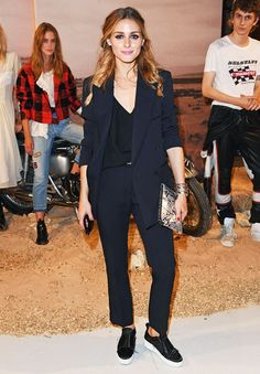How to Look Chiquer Every Day, According to Olivia Palermo via @WhoWhatWearUK