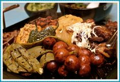 Guelaguetza Restaurant (Oaxacan food--must eat here STAT)  3014 W Olympic Blvd. Los Angeles, CA 90006
