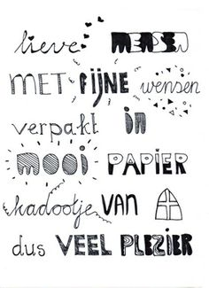 Free - Freaky Canary Gratis afdrukken: sinterklaasgedichtpapier Art Quotes, Inspirational Quotes, Do It Yourself Projects, Chalkboard Art, Typography Letters, Craft Activities For Kids, Picture Quotes, Free Printables, Words