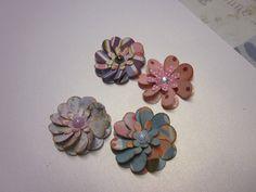 Video Tutorial:creare un piccolo fiore in 3D. DIY
