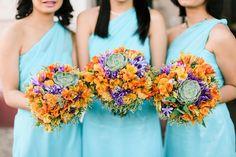 Floral Fancies | http://brideandbreakfast.ph/2012/02/27/floral-fancies/ | Bouquets: Vatel Manila