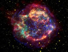 Rare Meteorite Grains May be from Supernova That Sparked Solar System - Yahoo! News