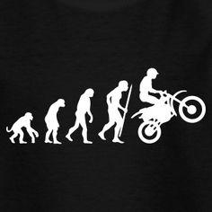 Resultado de imagen para camisetas la evolución de la motocicleta