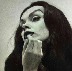 The fire spawn of the devil - Vampira (Maila Nurmi) Arte Horror, Horror Art, Horror Movies, Comedy Movies, Retro Horror, Vintage Horror, Signes Zodiac, Goth Quotes, Gothic