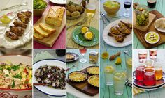 Cinco Quartos de Laranja: 10 receitas para saborear ao ar livre