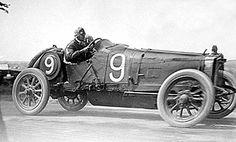 1913 French GP Dario Resta