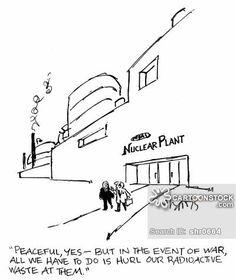 Nuclear Waste Cartoon Nuclear Waste Cartoon 9 of 52