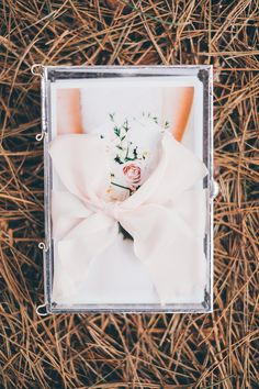 Vintage wedding Photobox by Howard's Photo. Glass Photo Boxes