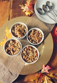 The best Mini Sweet Potato Casseroles out there! {via My. Daily. Randomness} #holiday #thanksgiving