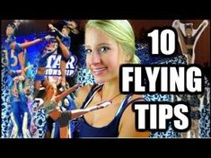 Cheer - How To Keep Your Balance In Stunts! - Tips And Drills For Flyers - YouTu. One Song Workouts, Cheer Workouts, Workout Songs, Morning Workouts, Easy Cheerleading Stunts, Cheer Stunts, Cheer Dance, Cheer Moves, Cheer Stretches