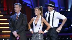 Jane Seymour & Tony on Dancing with the Star