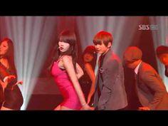 ▶ Trouble Maker - Trouble Maker (트러블메이커) @Sarah Segal Inkigayo 인기가요 20111218 - YouTube