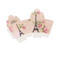 Paris gift bag