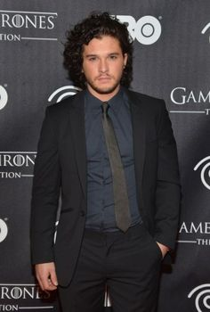 Kit Harington in @VANITY FAIR #gameofthrones #jonsnow