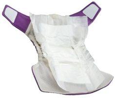 GroVia biodegradable hybrid pad.
