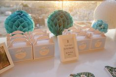 Gifts for the baby guests