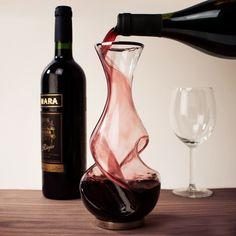Conundrum wijndecanter van glas