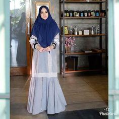 Casual Syari by Other Hijab Casual, Dresses, Fashion, Vestidos, Moda, Fashion Styles, Dress, Fashion Illustrations, Gown