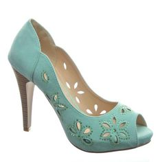 Kickly - Women's Fashion Shoes Pump Court shoes Sandals - ankle-high - Stiletto - Rhinestone Heel Stiletto high heel 11 CM - Blue T 37 - UK 4 Kickly http://www.amazon.co.uk/dp/B00J5GRPYE/ref=cm_sw_r_pi_dp_GpXItb13EYPGYK8V
