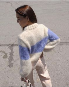 A visual journey through the inspirational landscape of modern knitwear design and trends Fashion Outfits, Womens Fashion, Fashion Trends, Mode Inspiration, Look Cool, Everyday Fashion, Passion For Fashion, Dress To Impress, Knitwear