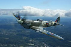 XVI Fighter Warbird of the Royal Air Force by Stocktrek Images : Ww2 Aircraft, Fighter Aircraft, Military Aircraft, Fighter Jets, Aircraft Images, Ww2 Spitfire, Supermarine Spitfire, Wassily Kandinsky, The Spitfires